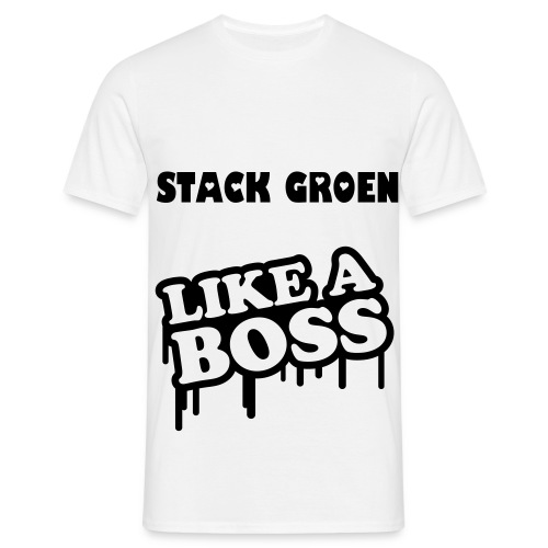 ShafeeqDesign® - Mannen T-shirt
