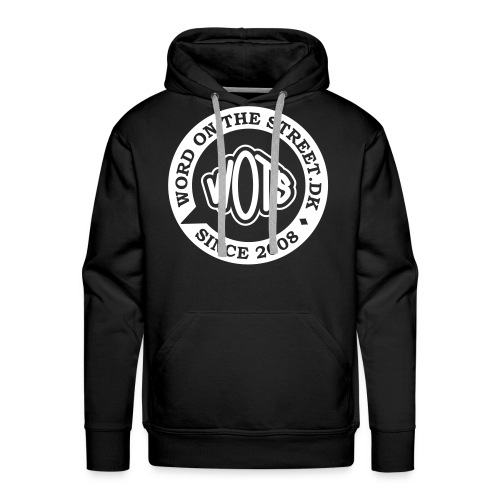 Classic WOTS hoodie - Herre Premium hættetrøje