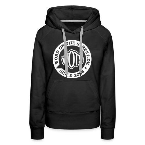WOTS-Hoodies for Your Boo - Dame Premium hættetrøje