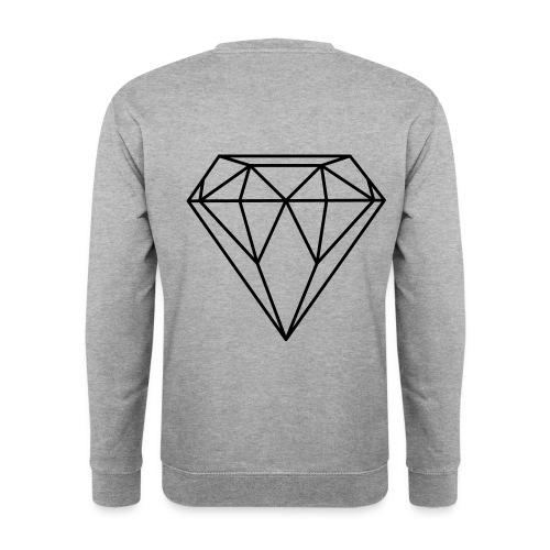 diamond xd - Sudadera hombre