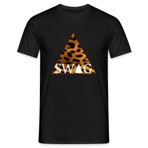 Swag triangle mannen - Mannen T-shirt