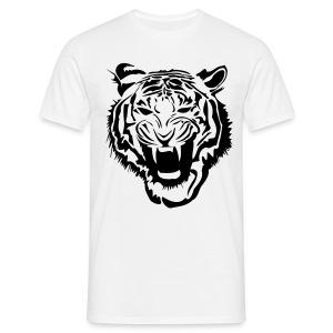 Tiger mannen - Mannen T-shirt