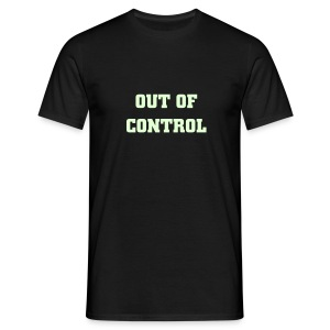 T-Shirt OUT OF CONTROL - Männer T-Shirt