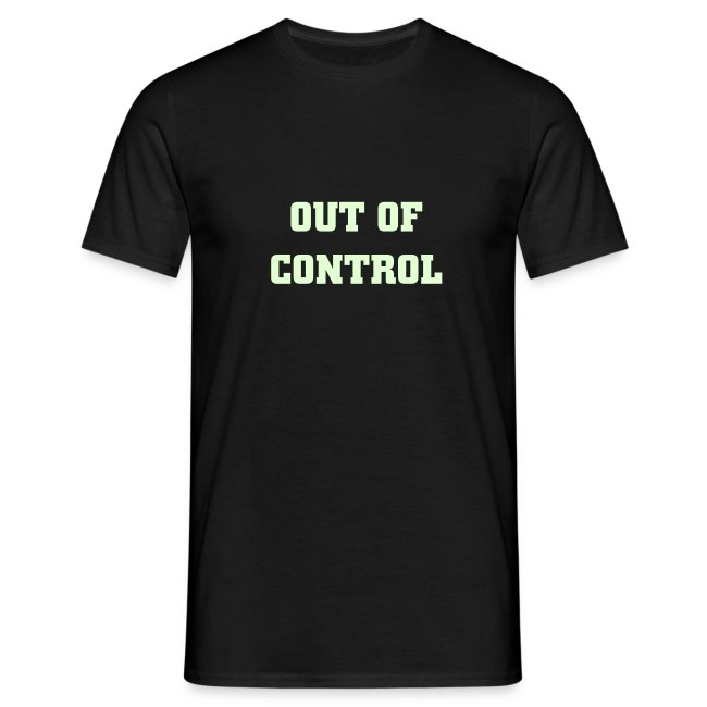 T-Shirt OUT OF CONTROL