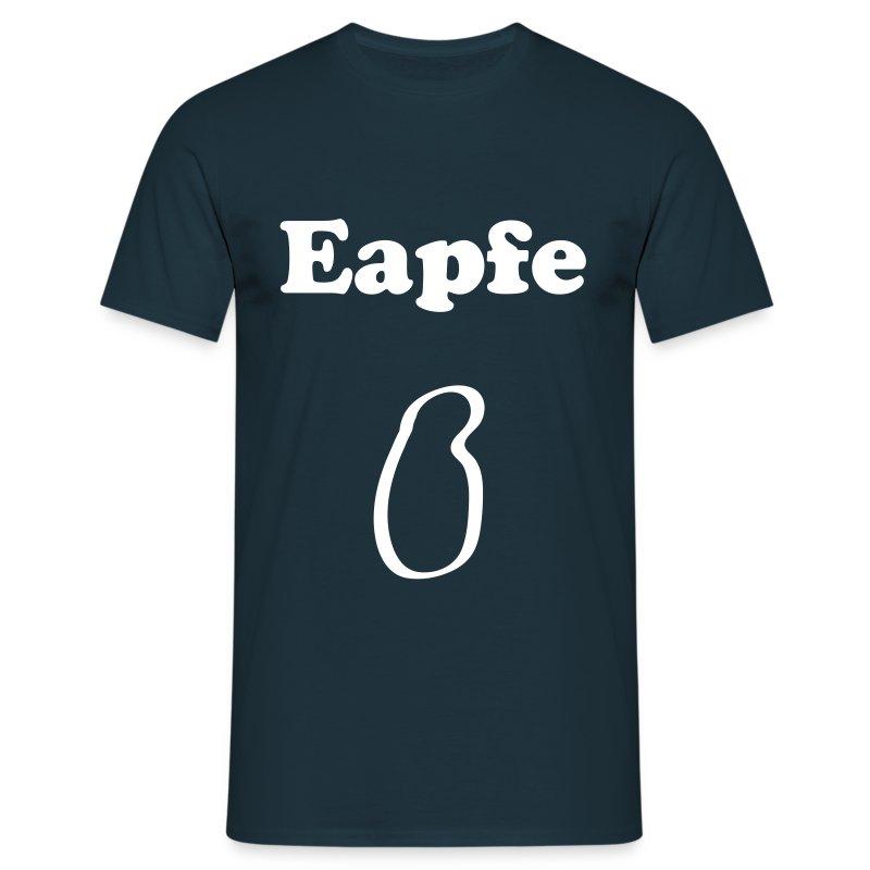 Eapfe  | T-Shirt | Herren - Männer T-Shirt