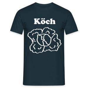 Köch  | T-Shirt | Herren - Männer T-Shirt