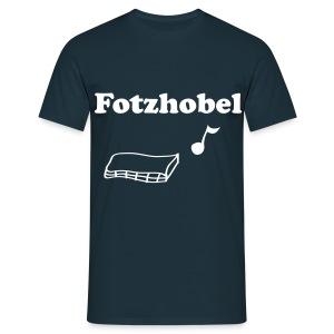 Fotzhobel | T-Shirt | Herren - Männer T-Shirt