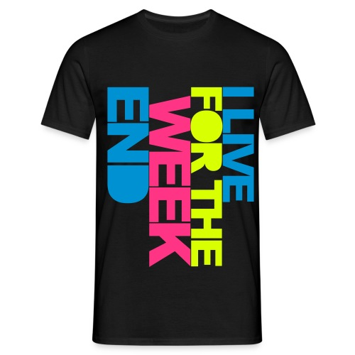 Week end - T-shirt Homme
