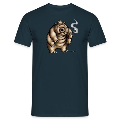 Smokey the Water Bear T-Shirt - Men's T-Shirt
