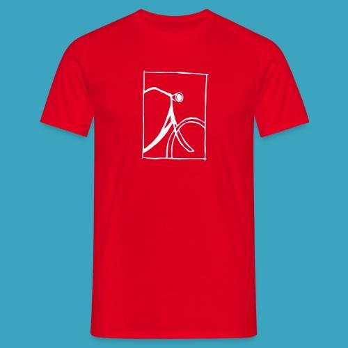 There is a light - Männer T-Shirt