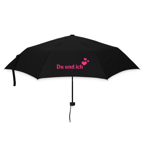Regenschirm Romantik - Regenschirm (klein)