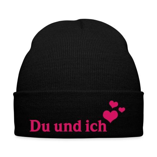 Mütze Herzilein - Wintermütze