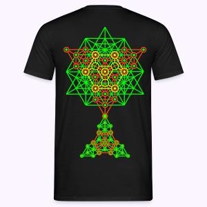 Equilibrium 2-Side: Men Classic Shirt - Mannen T-shirt