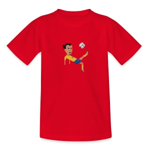 Kids T-Shirt - Long distance bicycle kick - Kids' T-Shirt