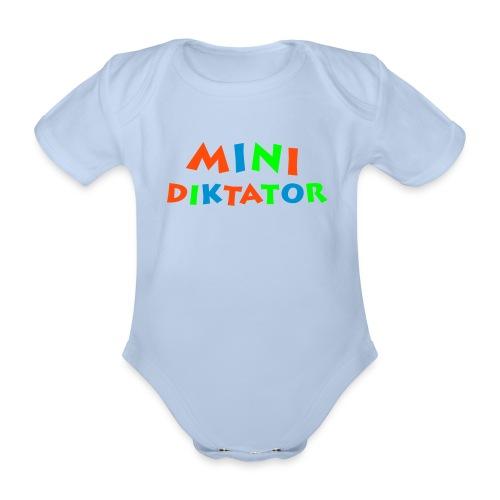 Diktator - Baby Bio-Kurzarm-Body