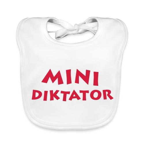 Diktator - Baby Bio-Lätzchen