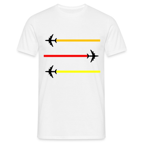 Near Miss - Men's T-Shirt