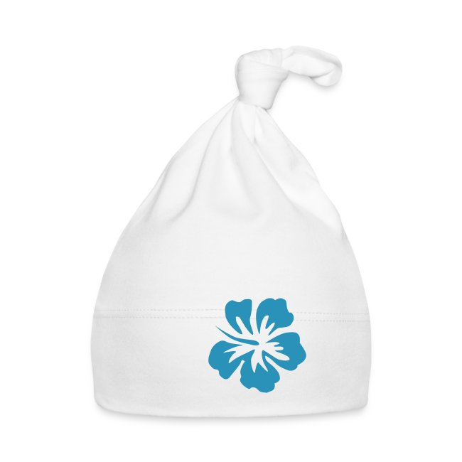 Leni Mütze blaues Logo