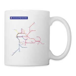 International High Speed - Mug with logo - Mug
