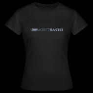 T-Shirts ~ Frauen T-Shirt ~ Moritzbastei-Logo in Silber