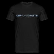 T-Shirts ~ Männer T-Shirt ~ Moritzbastei-Logo in Silber