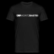 T-Shirts ~ Männer T-Shirt ~ Moritzbastei-Logo in Weiß