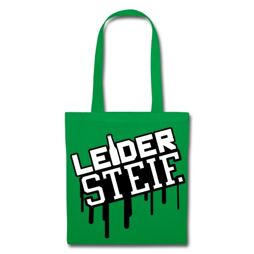 LEIDER STEIF STOFFBEUTEL - Stoffbeutel