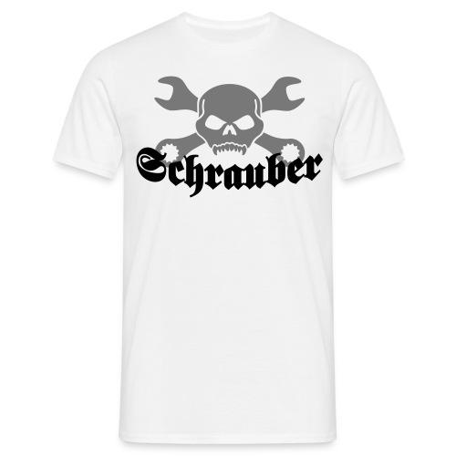 Schrauber Shirt - Männer T-Shirt