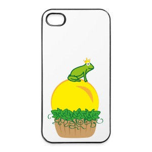 Froschcupcake - iPhone 4/4s Hard Case