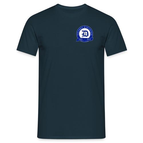 20 Jahre Dukes Shirt 2 Logos - Männer T-Shirt