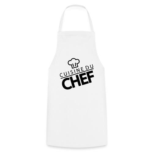 Tablier La Cuisine Du chef - Tablier de cuisine