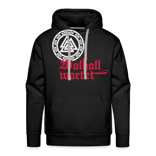 Walhall Pullover - Männer Premium Hoodie