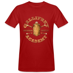 Gallifrey Academy - Men's Organic T-shirt