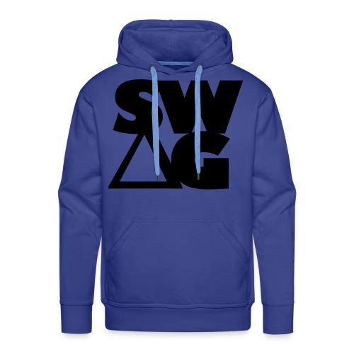 Hoodie SWAG - Mannen Premium hoodie