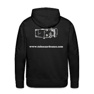 Sweat-shirts ~ Sweat-shirt à capuche Premium pour hommes ~ Sweat Telescan-France