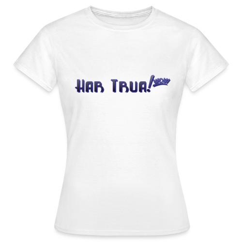 Retro Dame Svada® - T-skjorte for kvinner
