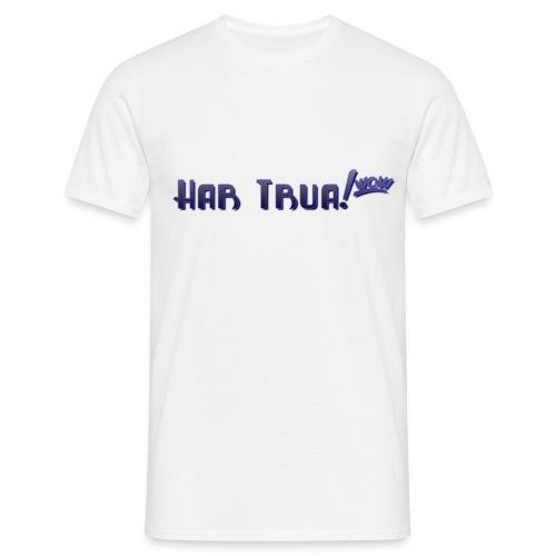 Retro mann Svada® - T-skjorte for menn