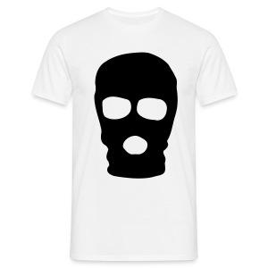 Bivakmuts Mannen - Mannen T-shirt