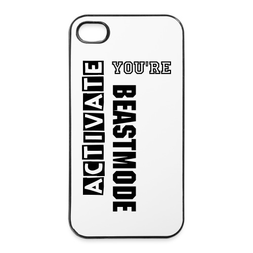 Activate You're Beastmode - IPhone 5 Case - iPhone 4/4s Hard Case