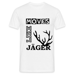 Moves Like Jäger - T-Shirt - Männer T-Shirt