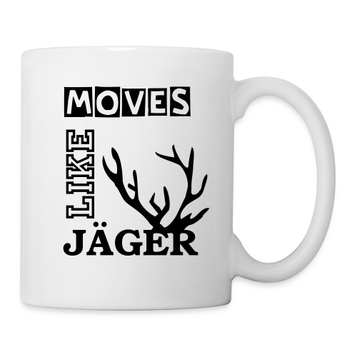 Moves Like Jäger - Tasse - Tasse