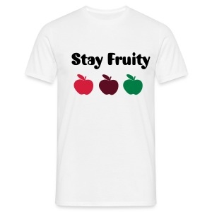 Stay Fruity - T-Shirt - Männer T-Shirt