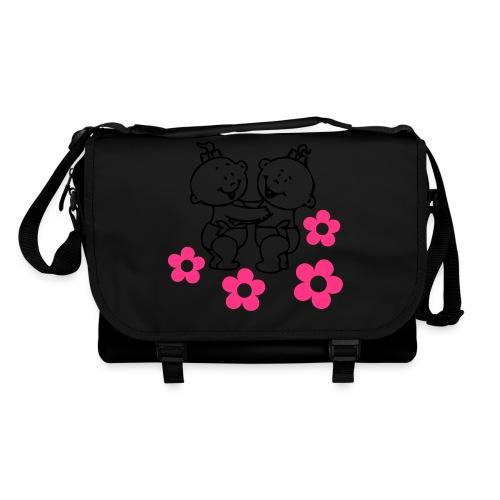 black baby-love bag - Schoudertas