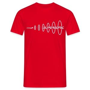 Supersonic - Men's T-Shirt