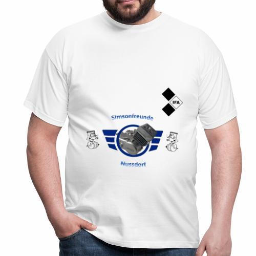 Simsonfreunde IFA - Männer T-Shirt