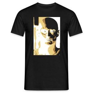 Ken Inverted Black Beige - Men's T-Shirt