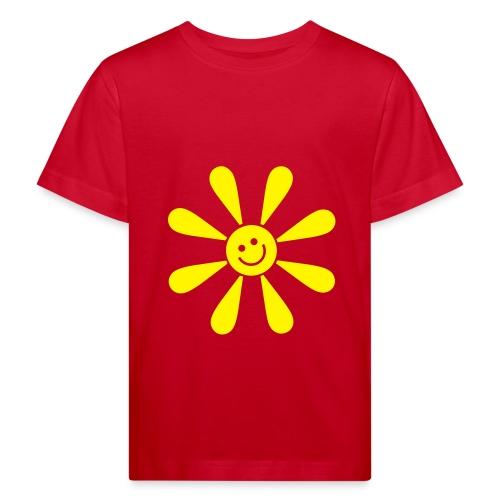Happy Sun - Ekologisk T-shirt barn