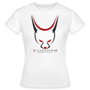 HorrorFox Simple Women's Tee [White] - Women's T-Shirt