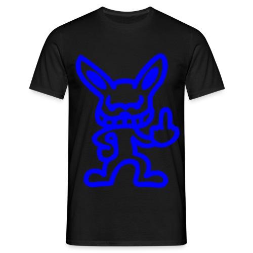 Execute Shirt DJ Rohn und MC-Kröte schwarz - Männer T-Shirt
