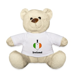 I love Ireland Teddy Bear - Teddy Bear